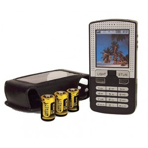 Zap Cellphone 1 000 000 Volts Stun Gun