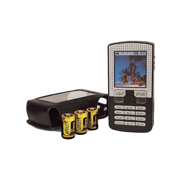 Zap Cellphone 1 000 000 Volts Stun Gun - Stunguns
