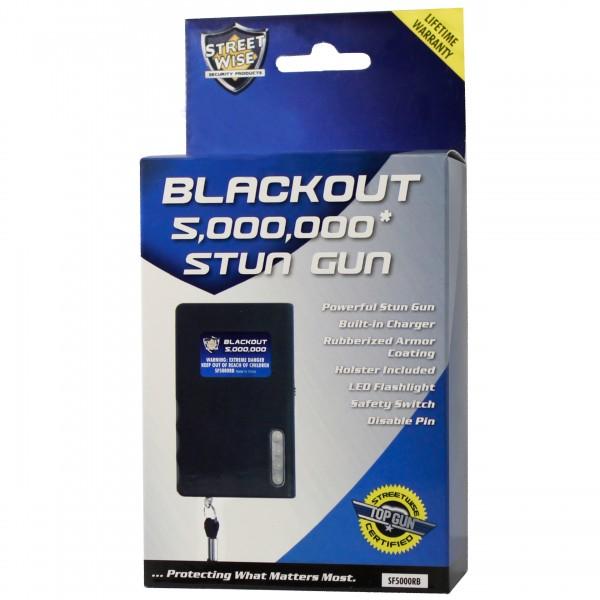 Streetwise Blackout 11 000 000 Volts - Stunguns