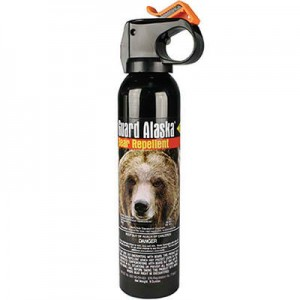 Alaska Guard Bear pepper spray