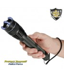 Streetwise Police Force 8 Million Tactical Stun Gun Flashlight